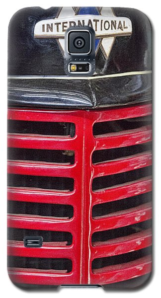 Vintage International Truck Galaxy S5 Case