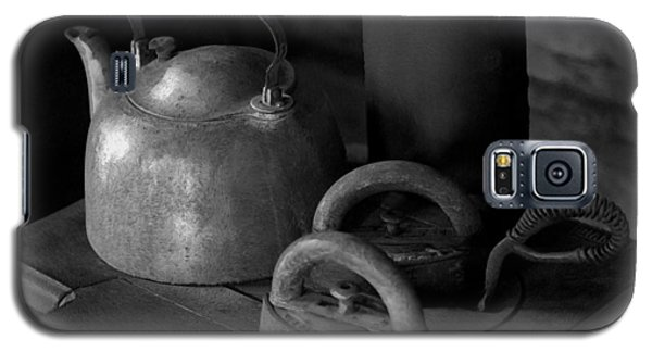 Vintage Items On Old Stove Galaxy S5 Case