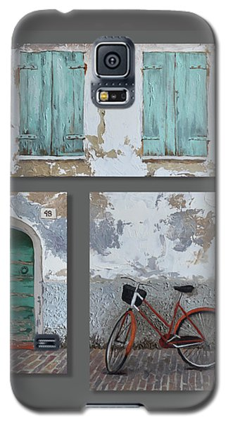 Vintage Series All 3 In 1 Galaxy S5 Case