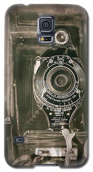 Vintage Kodak Camera Galaxy S5 Case