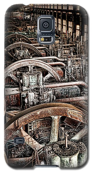 Vintage Machinery Galaxy S5 Case