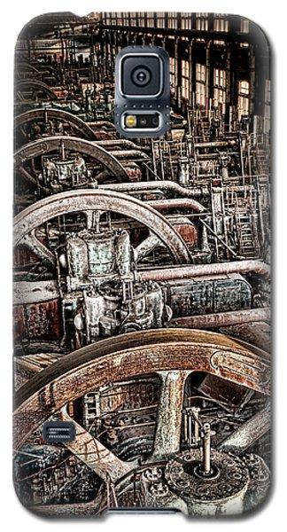 Vintage Machinery Galaxy S5 Case