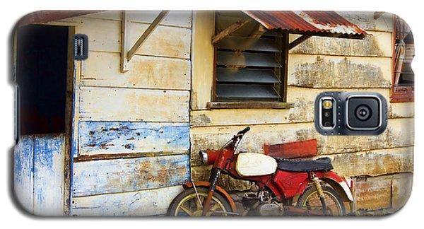 Vintage Motorbike Galaxy S5 Case