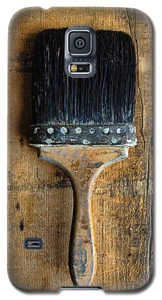 Vintage Paint Brush Galaxy S5 Case