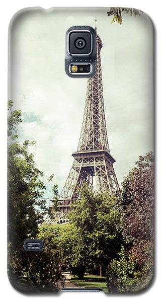 Vintage Paris Galaxy S5 Case