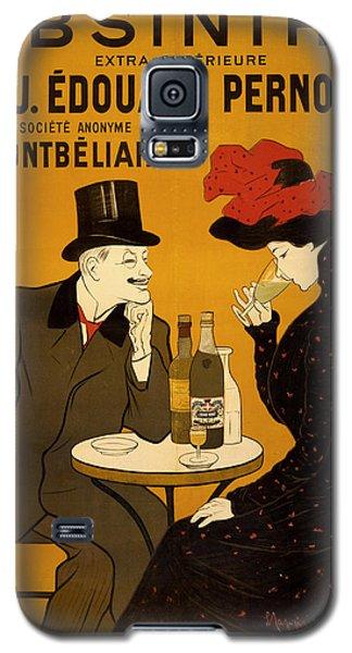Vintage Poster 2 Galaxy S5 Case