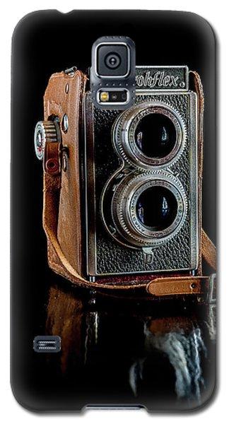 Vintage Ricohflex Camera Galaxy S5 Case