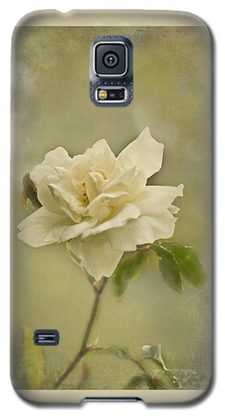 Vintage Rose Galaxy S5 Case