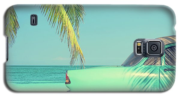 Galaxy S5 Case featuring the photograph Vintage Summer by Delphimages Photo Creations