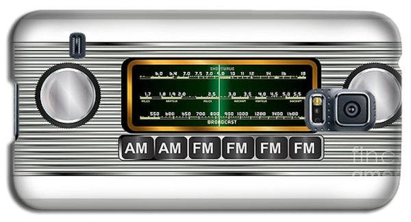 Transistor Radio Galaxy S5 Cases   Fine Art America