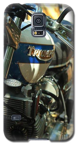 Vintage Triumph  Galaxy S5 Case
