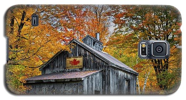 Vermont Sugarhouse Galaxy S5 Case