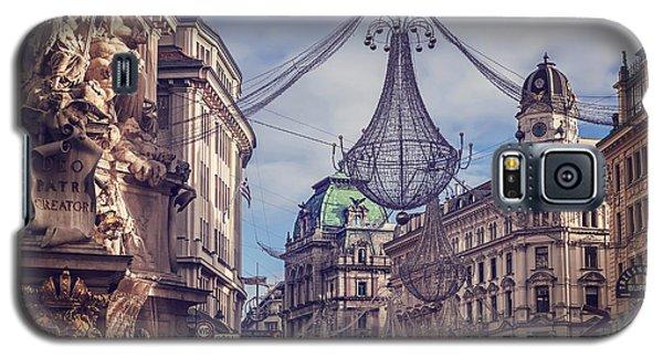 Vintage Vienna Galaxy S5 Case