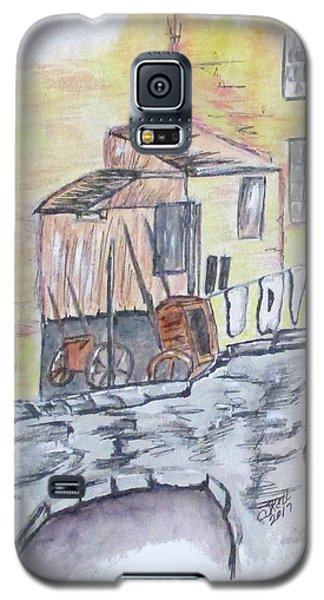 Vintage Wash Day Galaxy S5 Case