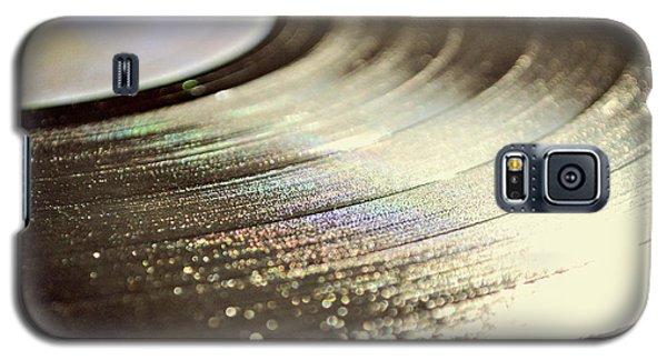 Vinyl Record Galaxy S5 Case by Lyn Randle