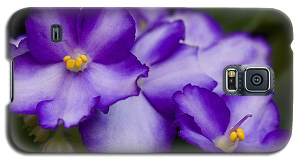 Violet Dreams Galaxy S5 Case