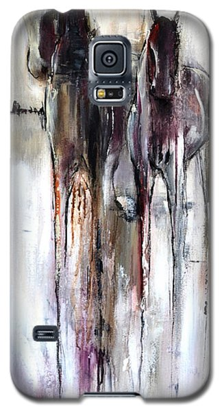 Violet Mirage Galaxy S5 Case by Cher Devereaux