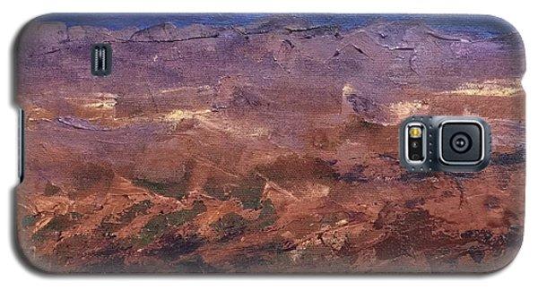 Violet Night  Galaxy S5 Case