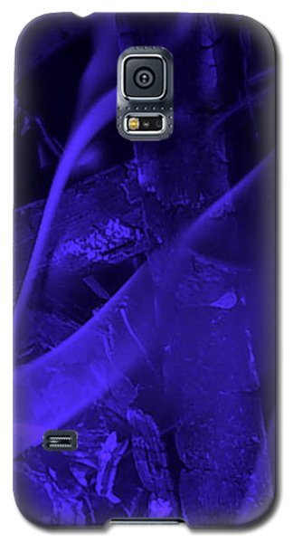 Galaxy S5 Case - Violet Shine I by Orphelia Aristal