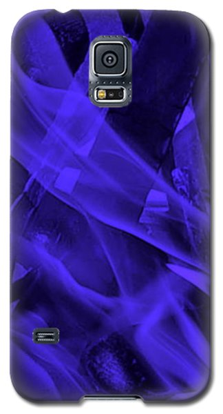 Galaxy S5 Case - Violet Shine I I by Orphelia Aristal