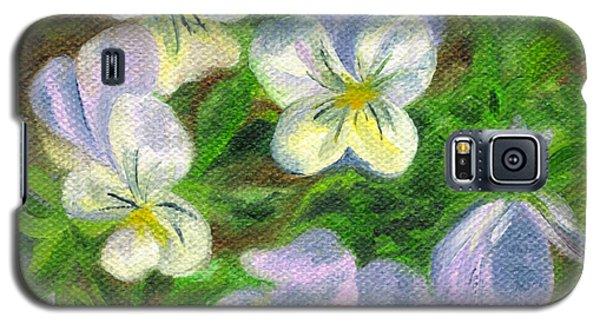Violets Galaxy S5 Case