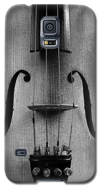 Violin # 2 Bw Galaxy S5 Case by Jim Mathis