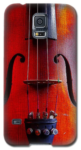 Galaxy S5 Case featuring the photograph Violin # 2 by Jim Mathis