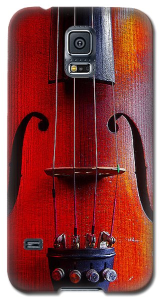 Violin # 2 Galaxy S5 Case by Jim Mathis