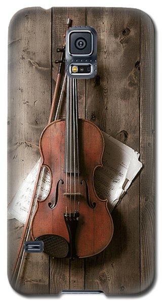 Violin Galaxy S5 Case