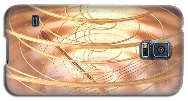 Violin Galaxy S5 Case by Robby Donaghey