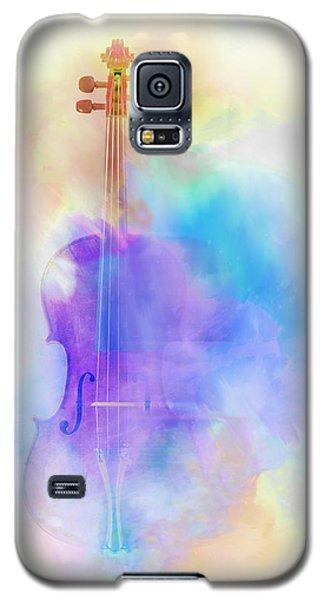 Violin Galaxy S5 Case by Scott Meyer