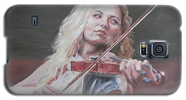 Violin Solo Galaxy S5 Case