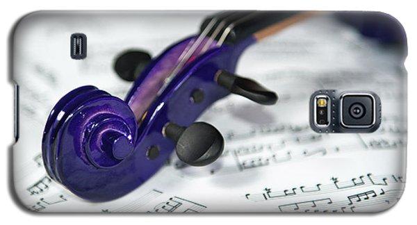 Violin Tuning Pegs  Galaxy S5 Case