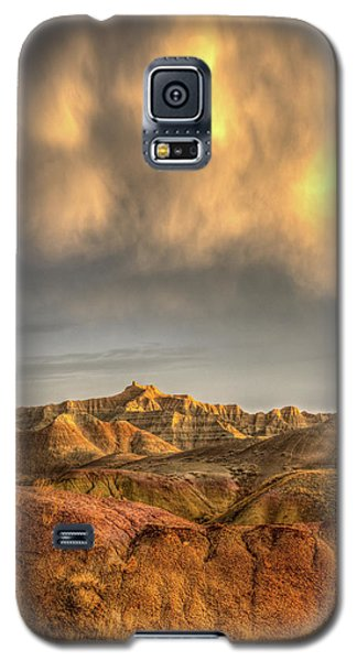 Virga Over The Badlands Galaxy S5 Case