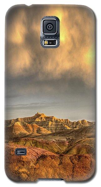 Virga Over The Badlands Galaxy S5 Case
