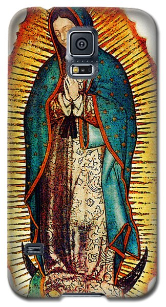 Virgen De Guadalupe Galaxy S5 Case