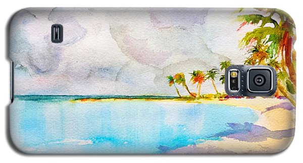Virgin Clouds Galaxy S5 Case