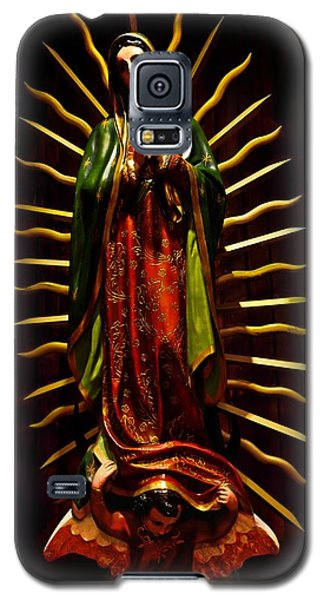 Virgin Of Guadalupe Galaxy S5 Case
