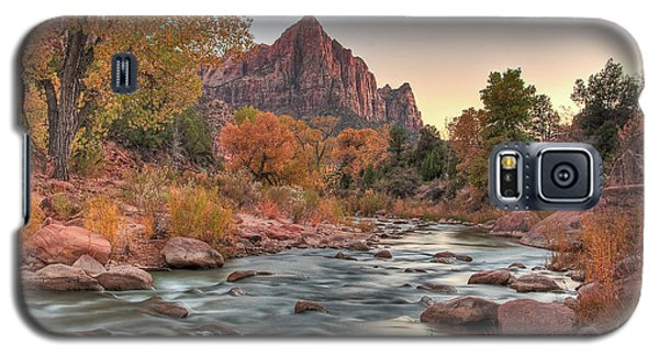 Virgin River And The Watchman Galaxy S5 Case