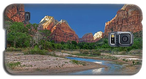 Virgin River Bend Galaxy S5 Case