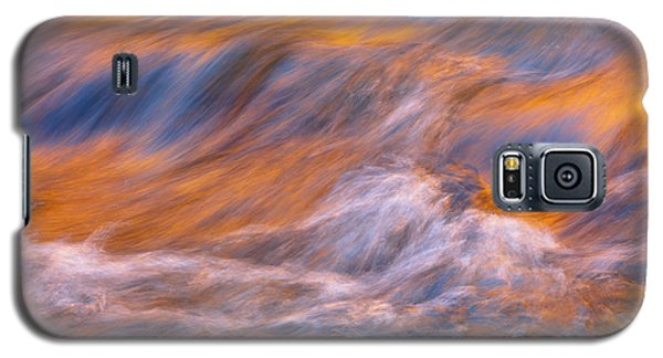 Galaxy S5 Case featuring the photograph Virgin River Voodoo by Mike Lang