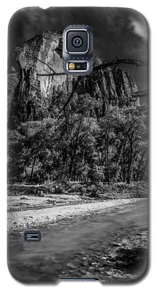 Virgin River Zion National Park Galaxy S5 Case