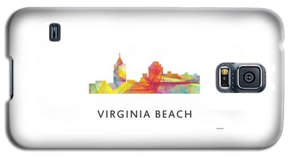 Virginia Beach  Virginia Skyline Galaxy S5 Case