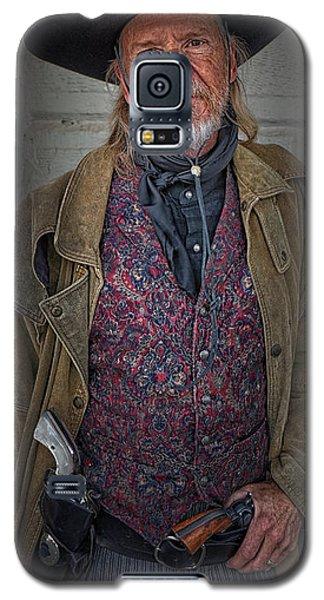 Virginia City Cowboy Galaxy S5 Case