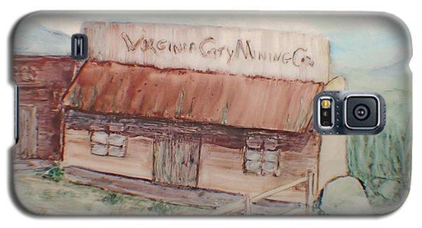 Virginia City Mining Co. Galaxy S5 Case