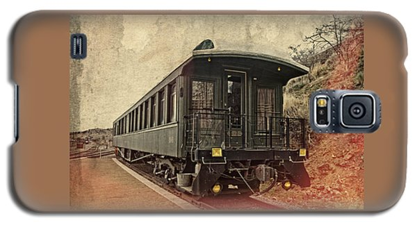 Virginia City Pullman Car Galaxy S5 Case
