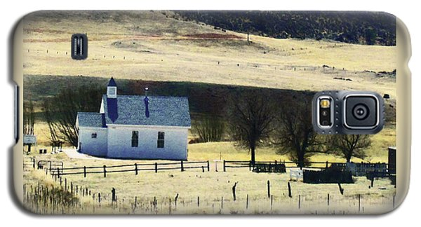 Galaxy S5 Case featuring the photograph Virginia Dale Colorado by Lenore Senior