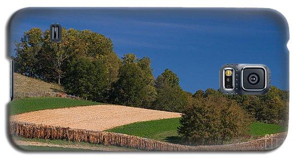 Virginia Tobacco Farm Galaxy S5 Case