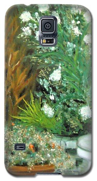 Virginia's Garden Galaxy S5 Case