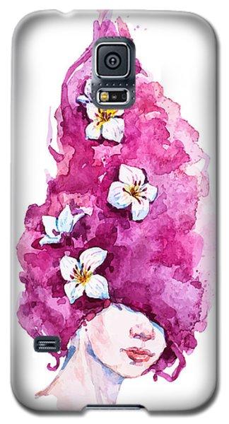 Virgo Galaxy S5 Case